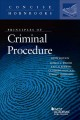 Book jacket for Principles of criminal procedure
