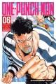Wanpanman. English;One-punch man. Shoen Jump Manga Edition 06 / story by ONE   art by Yusuke Murata   translation, John Werry.