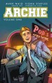 Archie. The New Riverdale Volume 1, The new Riverdale / story by Mark Waid   coloring by Andre Szymanowicz  with Jen Vaughn   lettering by Jack Morelli.