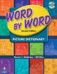Word By Word: Picture Dictionary