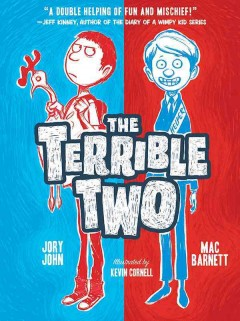 The Terrible Two 9781419714917