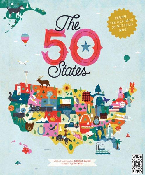 50 States 9781847807113