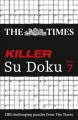 Killer Su Doku: The Dangerously Addictive Su Doku Puzzle, Book 7 (Paperback Book) at Sears.com
