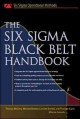 The Six Sigma Black Belt Handbook (Hardcover Book) at Sears.com