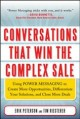 Conversations That Win The Complex Sale: Using POWER MESSAGING to Create More Opportunities, Differentiate Your Solutions, and Close More Deals (Hardcover Book) at Sears.com