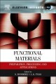 Functional Materials: Preparation, Processing and Applications (Hardcover Book) at Sears.com