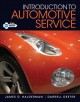 Introduction to Automotive Service (Paperback Book) at Sears.com