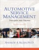 Automotive Service Management: Principles into Practice (Hardcover Book) at Sears.com