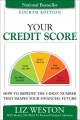 Your Credit Score: How to Improve the 3-Digit Number That Shapes Your Financial Future (Paperback Book) at Sears.com