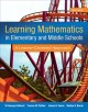 Learning Mathematics in Elementary and Middle School + Video-enhanced Pearson Etext Access Card: A Learner-centered Approach (Loose Leaf Book) at Sears.com