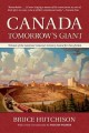 Canada: Tomorrow's Giant (Paperback Book) at Sears.com
