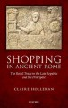 Shopping in Ancient Rome: The Retail Trade in the Late Republic and the Principate (Hardcover Book) at Sears.com