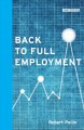 Back to Full Employment (Hardcover Book) at Sears.com