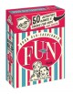 Good Old-Fashioned Fun Deck: 50 Activities, Games & Tricks for Kids (And Adults) (Cards Book) at Sears.com