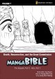 Manga Bible 7: Death, Resurrection, and the Great Commission - The Gospels, Part 2-Acts, Part 1 (Paperback Book) at Sears.com