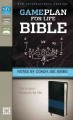 The Game Plan for Life Bible: New International Version Black / Blue Italian Duo-Tone (Paperback Book) at Sears.com