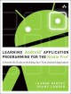 Learning Android Application Programming for the Kindle Fire: A Hands-on Guide to Building Your First Android Application (Paperback Book) at Sears.com