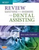 Mosby Review Questions and Answers for Dental Assisting (Paperback Book) at Sears.com