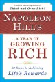 Napoleon Hill's a Year of Growing Rich: Fifty-Two Steps to Achieving Life's Rewards (Paperback Book) at Sears.com