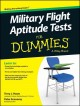 Military Flight Aptitude Tests for Dummies (Paperback Book) at Sears.com
