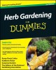 Herb Gardening for Dummies (Paperback Book) at Sears.com