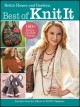 Better Homes and Gardens Best of Knit It: Favorites from the Editors of Knit It Magazine (Paperback Book) at Sears.com