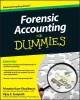 Forensic Accounting for Dummies (Paperback Book) at Sears.com
