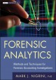 Forensic Analytics: Methods and Techniques for Forensic Accounting Investigations (Hardcover Book) at Sears.com