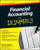 Financial Accounting for Dummies (Paperback Book) at Sears.com