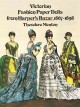 Victorian Fashion Paper Dolls from Harper's Bazar, 1867-1898 (Paperback Book) at Sears.com