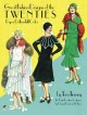 Great Fashion Designs of the Twenties Paper Dolls in Full Color (Paperback Book) at Sears.com