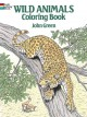 Wild Animals Coloring Book (Paperback Book) at Sears.com