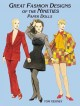 Great Fashion Designs of the 90's: Paper Dolls (Paperback Book) at Sears.com