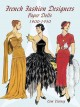 French Fashion Designers Paper Dolls: 1900-1950 (Paperback Book) at Sears.com