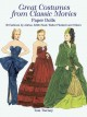Great Costumes from Classic Movies Paper Dolls: 30 Fashions by Adrian, Edith Head, Walter Plunkett, and Others (Paperback Book) at Sears.com