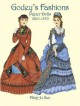 Godey's Fashions Paper Dolls 1860-1879 (Paperback Book) at Sears.com