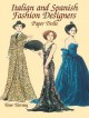 Italian And Spanish Fashion Designers Paper Dolls (Paperback Book) at Sears.com