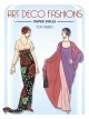 Art Deco Fashions Paper Dolls (Paperback Book) at Sears.com