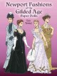 Newport Fashions of the Gilded Age Paper Dolls (Paperback Book) at Sears.com