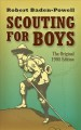 Scouting for Boys: The Original 1908 Edition (Paperback Book) at Sears.com