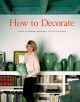 How to Decorate: The Best of Martha Stewart Living (Paperback Book) at Sears.com