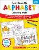 Now I Know My Alphabet Learning Mats: Grade Prek-1 (Paperback Book) at Sears.com
