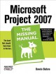 Microsoft Project 2007: The Missing Manual (Paperback Book) at Sears.com