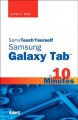 Sams Teach Yourself Galaxy Tab in 10 Minutes (Paperback Book) at Sears.com