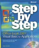 Microsoft Office Excel 2007 Visual Basic for Applications Step by Step (Paperback Book) at Sears.com