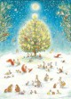 A Woodland Christmas Advent Calendar (Paperback Book) at Sears.com
