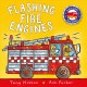 Flashing Fire Engines (Paperback Book) at Sears.com