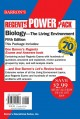 Barron's Regents Power Pack: Biology-The Living Environment (Paperback Book) at Sears.com