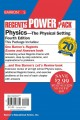 Physics Power Pack: The Physical Setting (Paperback Book) at Sears.com