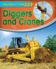 Diggers and Cranes (Paperback Book) at Sears.com